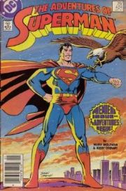 Adventures Of Superman Comics